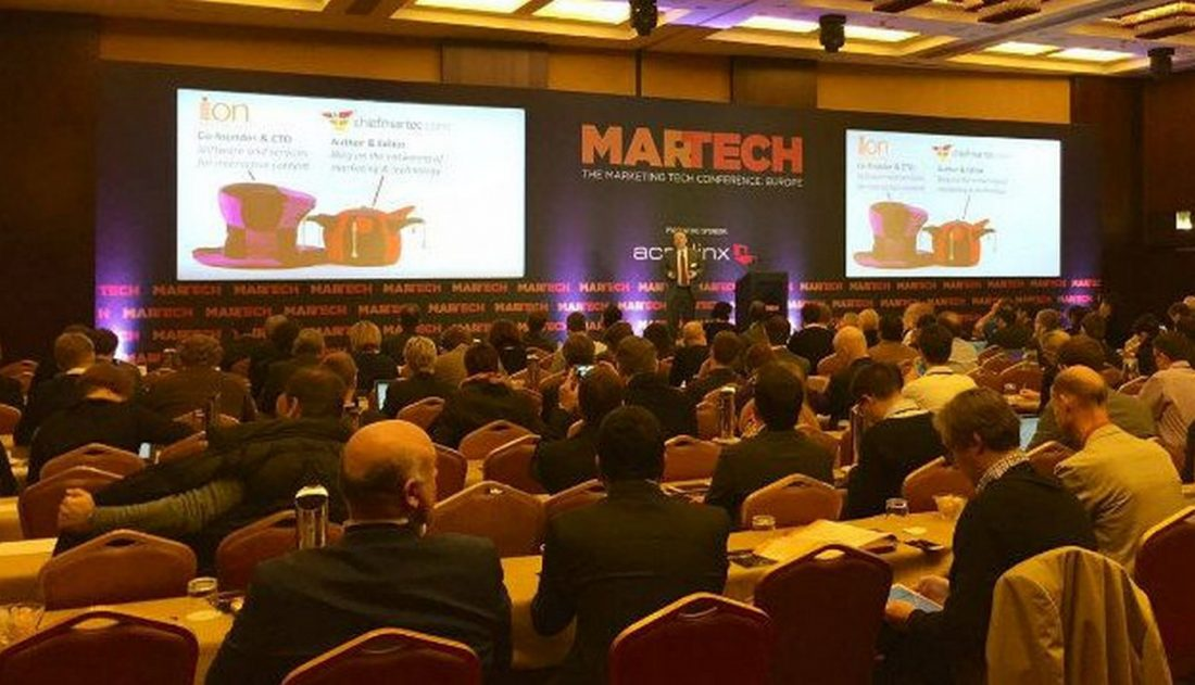 What's happened on MarTech conference in 2015