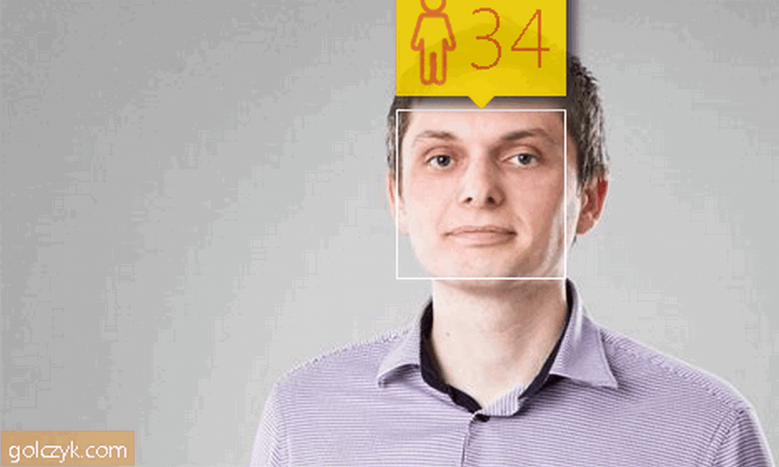 I don't look my age – but could I also fool the machine?